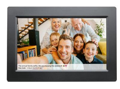 OER Interactieve Wifi fotolijst (17,8 cm)
