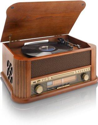 OER TCD 2500 (Klassieke platenspeler)